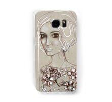 Flowers I Keep Samsung Galaxy Case/Skin