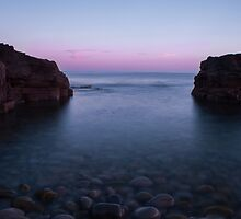 Liscannor Sunset 2 by Gary  Collins