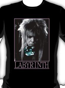 Labyrinth Jareth The Goblin King T-Shirt