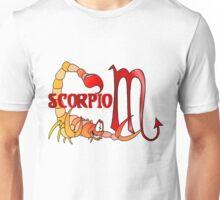 Scorpio Unisex T-Shirt