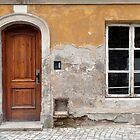 Old house facade. by FER737NG