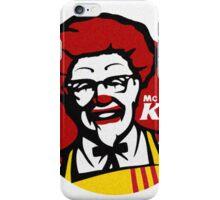 MC KFC iPhone Case/Skin
