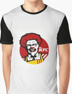 MC KFC Graphic T-Shirt