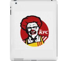 MC KFC iPad Case/Skin