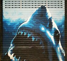 JAWS (Steven Spielberg, 1975) by StreetArtCinema