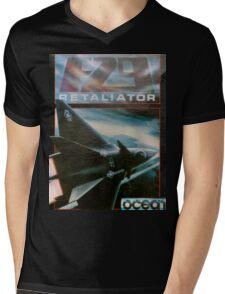 F-29 RETALIATOR Mens V-Neck T-Shirt
