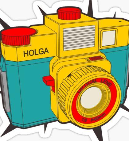 HOLGA COLOR Sticker