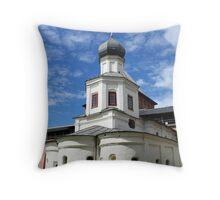 Church Throw Pillow