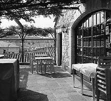 Restaurant Terrace by James2001