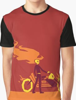 Ghost Rider Graphic T-Shirt