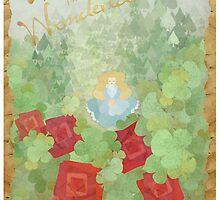 Alice in Wonderland by LilyM