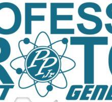 Professor Proton The Next Generation Sticker