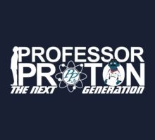 Professor Proton The Next Generation One Piece - Long Sleeve