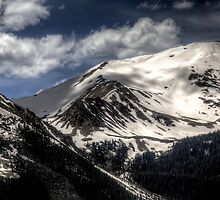Timberline by njordphoto