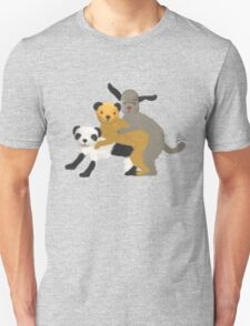 Funny, offensive Sooty,Sweep and Sue T-Shirt