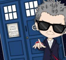 Twelfth Doctor ; Rock'n'Roll Sticker
