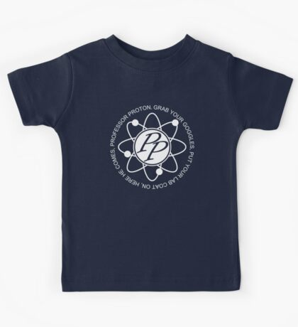 Original Professor Proton Kids Tee