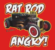 Rat Rod Angry by ChasSinklier