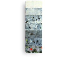 mangrove boardwalk study (x7) Canvas Print