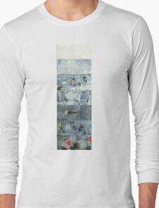 mangrove boardwalk study (x7) Long Sleeve T-Shirt