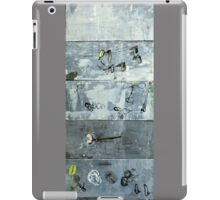 mangrove boardwalk study (x7) iPad Case/Skin