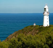 Cape Otway Lighthouse by V1mage