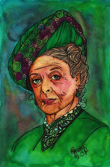 Dowager Countess by Lynette K.