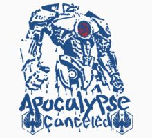 APOCALYPSE CANCELED(ver2) by illproxy