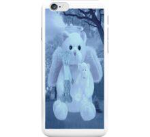 ☀ ツHUGS AND AFFECTION FROM A BEARY SPECIAL ANGEL IPHONE CASE VERSION TWO☀ ツ  iPhone Case/Skin