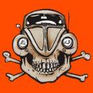 Bug and Cross Bones by Kirk Shelton