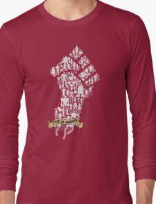 Robot Revolution Long Sleeve T-Shirt