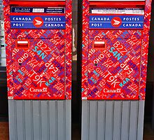 Canada Post by David Davies