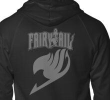 Fairy Tail Grey Zipped Hoodie