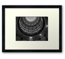 Always Look Up Framed Print