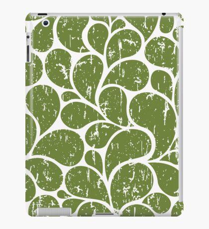 Stylish floral ornamental pattern iPad Case/Skin