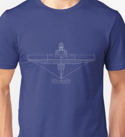Consolidated PBY Catalina Blueprint Unisex T-Shirt