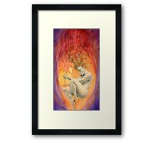Mother of the Primordial Waters  Framed Print