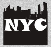 New York Skyline by cadellin