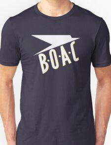 BOAC Airline T-Shirt Unisex T-Shirt