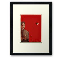 Orwell Framed Print