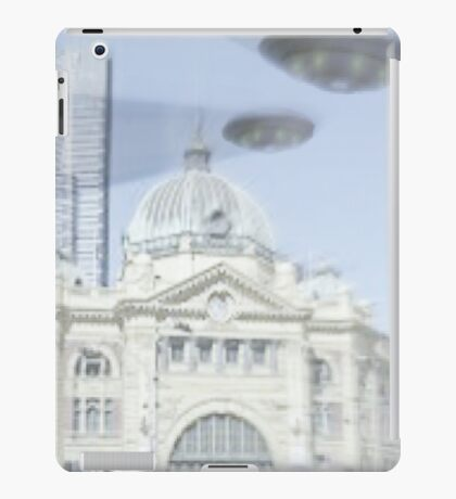 Melbourne invasion iPad Case/Skin