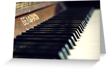 Piano Lessons by Alex Boros