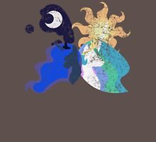 Two Sides, Two Sisters Unisex T-Shirt