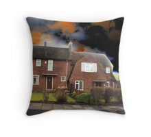 Uncertainties Throw Pillow