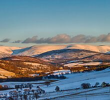 GLENLIVET  - CAIRNGORMS VIEW by JASPERIMAGE