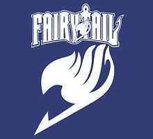 Fairy Tail White Unisex T-Shirt