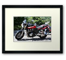 Suzuki GSX 1400 Framed Print
