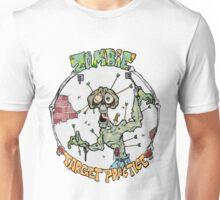 Zombie Target Practice Unisex T-Shirt