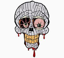 Skull Words Unisex T-Shirt