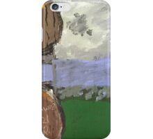 Frog Rock by Hollie Hayward iPhone Case/Skin
